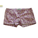 The Hunter Shorts in Lavender Peace ~ Only 1 left!