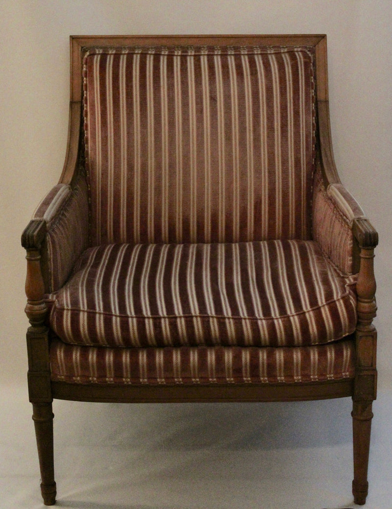 Italian Empire Chair