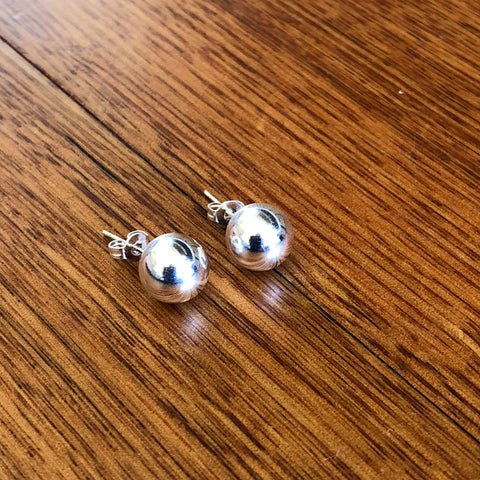 Classic Ball Earrings