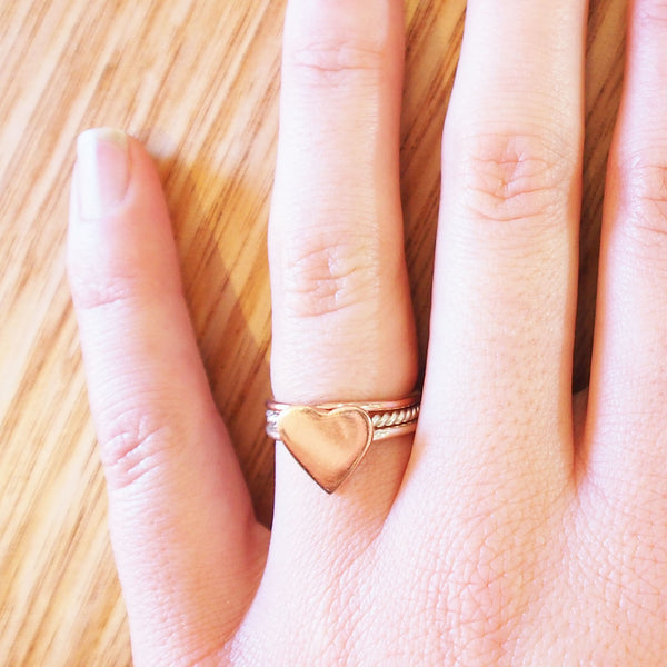 Classic Heart Ring