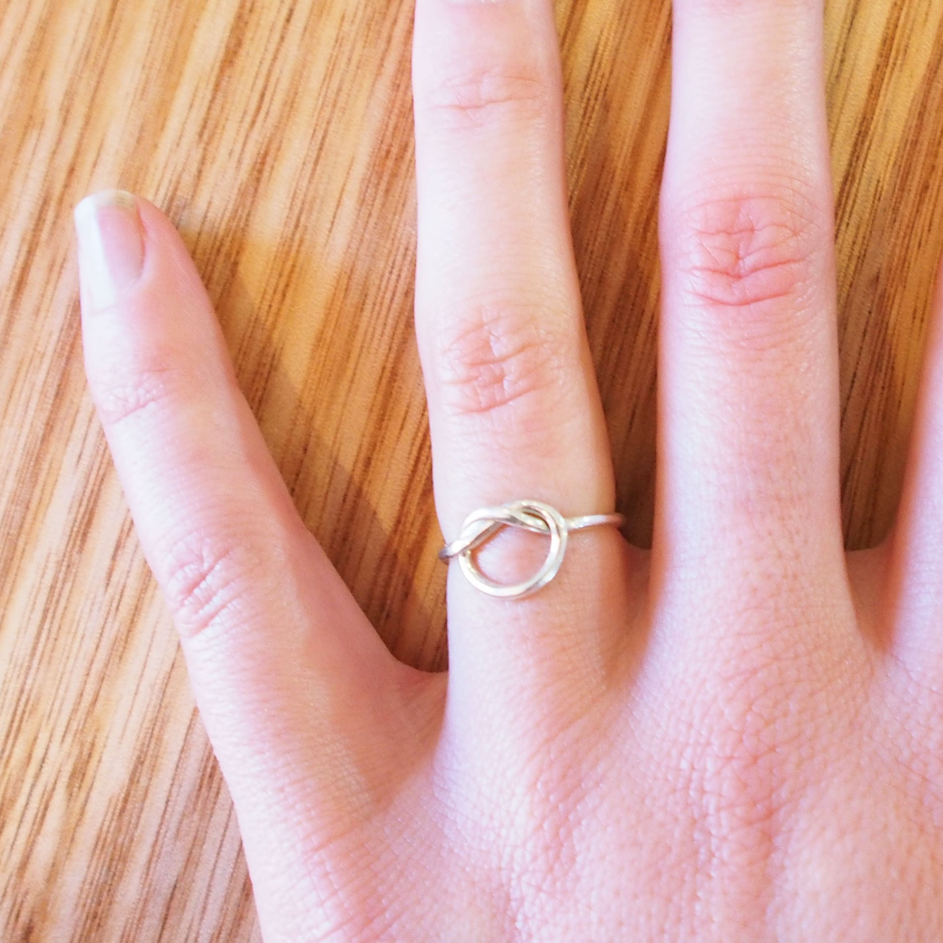 Tie The Knot Ring – Elyia