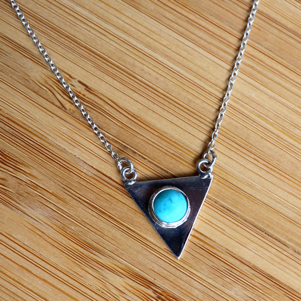 Bermuda Turquoise Necklace