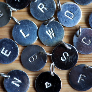 Alphabet Charms (Sold Separately)