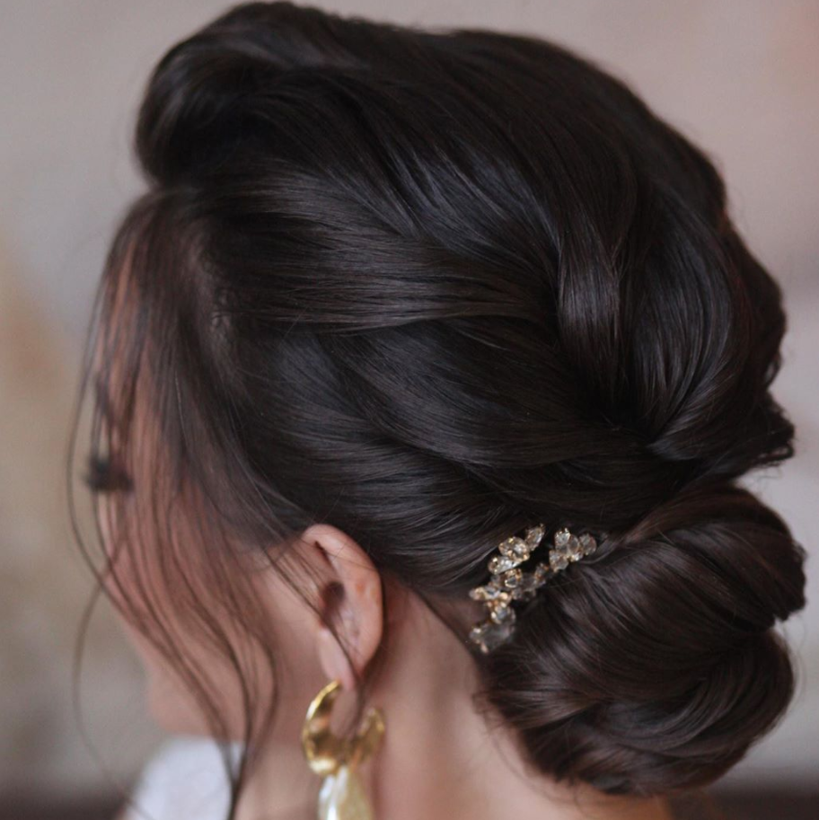 30 Romantic Wedding Hairstyles to Die for!