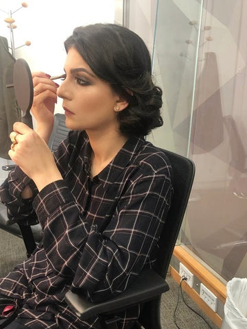 one to one self grooming makeup class by annie shah best asian bridal makeup artist london uk