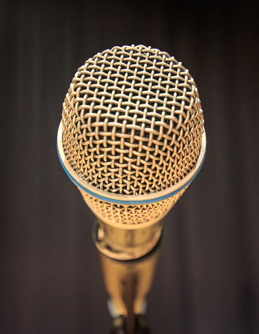 How to plan a Socially Distanced Wedding? microphone