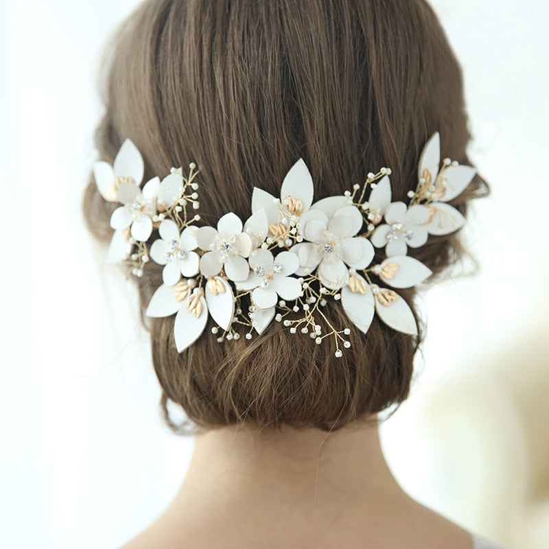 hair accessories for wedding guests