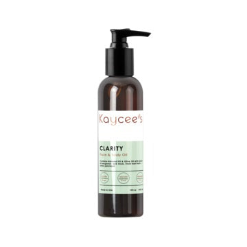 Soothing and Moisturizing Face and Body Oil