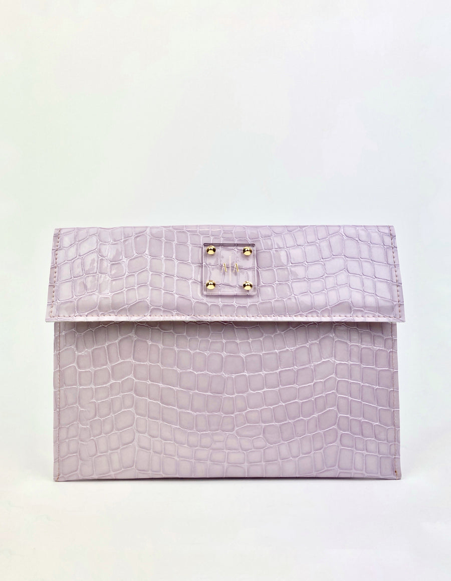 "AZEALIA ""M"" CLUTCH 