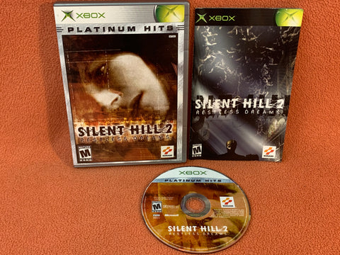 Silent Hill 2 Restless Dreams