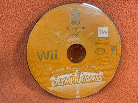 Mario & Sonic Olympic Games Disc Only