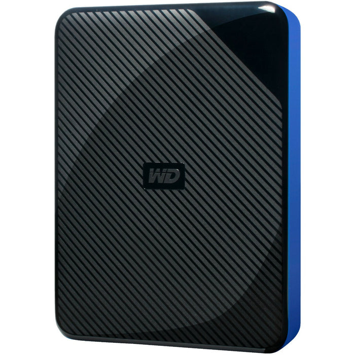WD ext. Festplatte Gaming Drive 4TB works with PlayStation 4