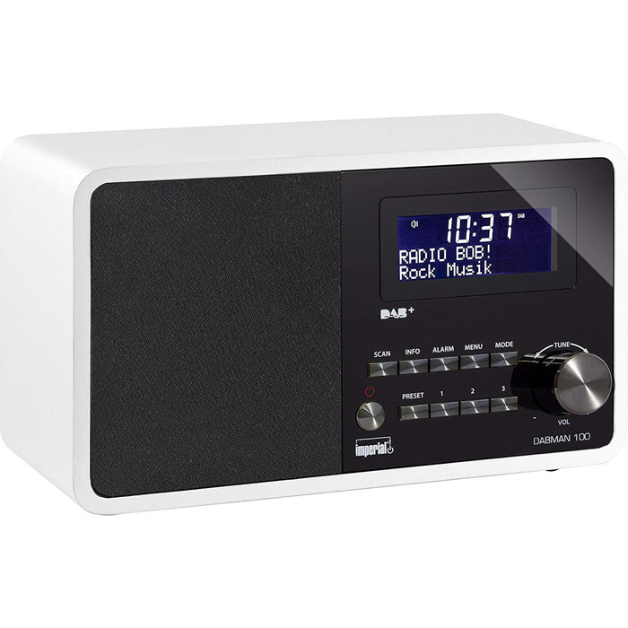 Imperial DABMAN 100 Digitalradio weiß