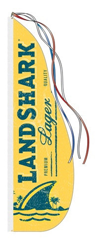 Land Shark Feather Dancer Flag Kit