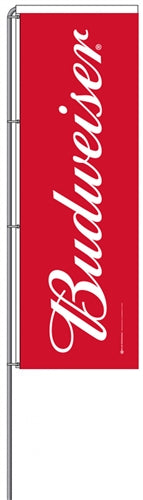Budweiser Windchaser Flag Kit
