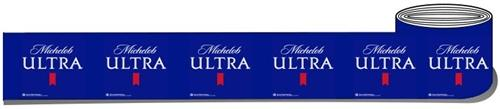 Michelob Ultra Banner Roll 200' X 30""