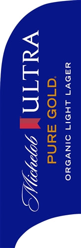 Michelob Ultra Pure Gold Tail Feather Kit