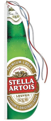 Stella Artois Bottle Feather Dancer Flag Kit