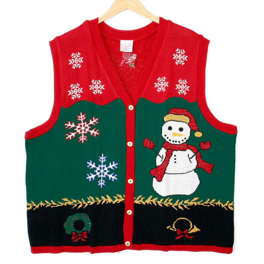 How to Make an Ugly Christmas Sweater - DIY Tips