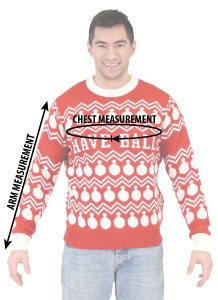 SWEATER-MEASUREMENT