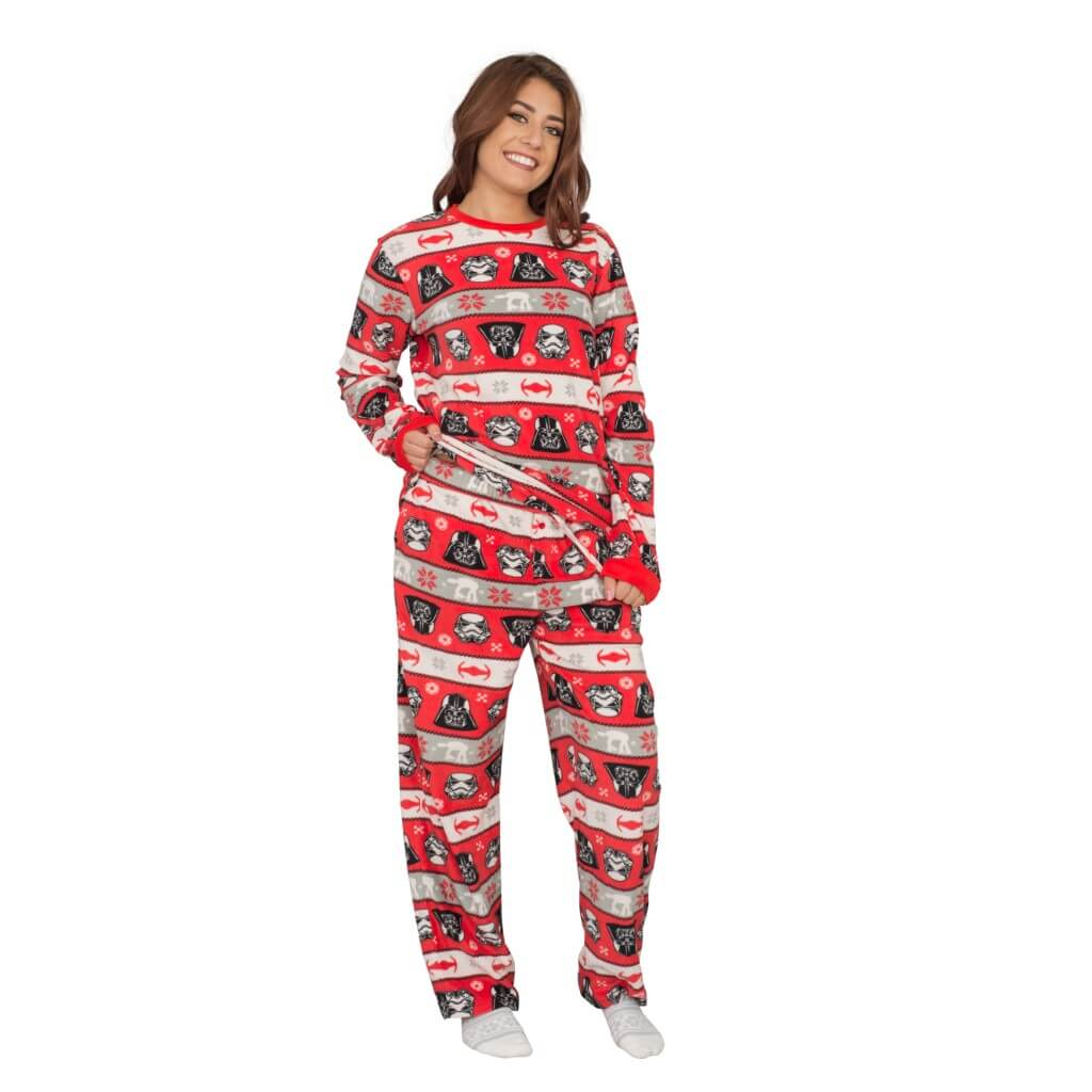Star Wars Darth Vader Tropper Holiday Pajama Set