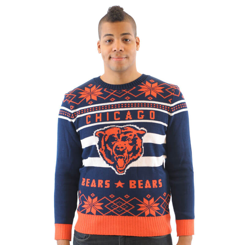 Chicago Bears Nfl Sweater Ugly Christmas Sweaters