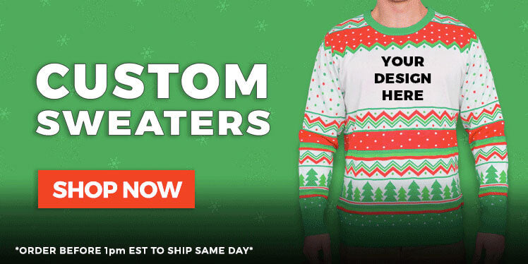 Custom Ugly Sweater Designer