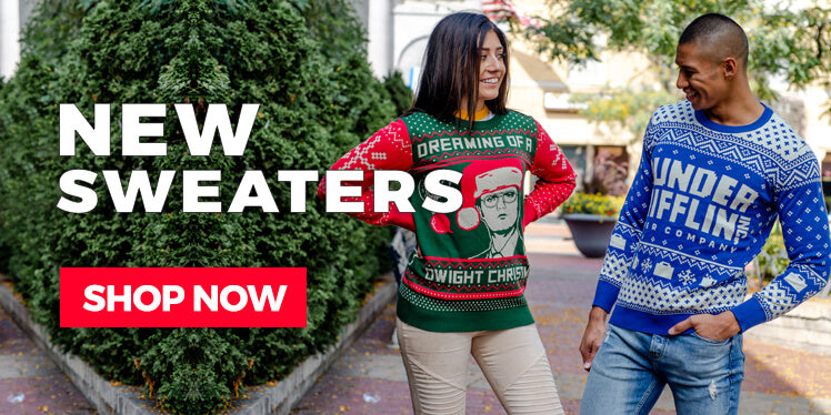 New Ugly Sweaters 2020
