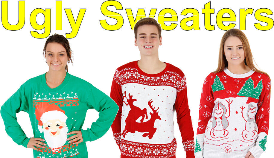 Ugly Sweaters | Ugly Sweater