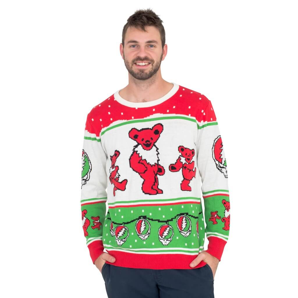 Dirty christmas sweaters