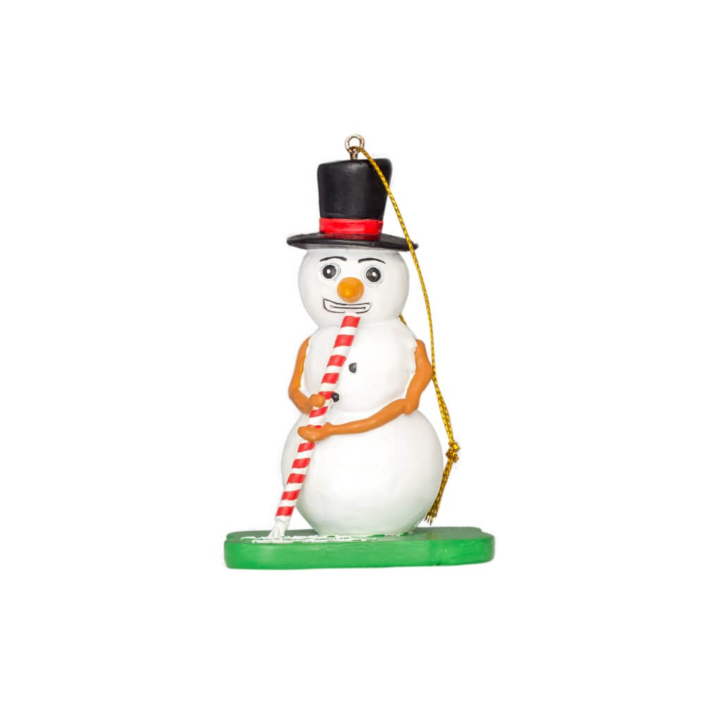 Ugly Christmas Sweater Christmas Tree: Frosty The Blowman Christmas Tree