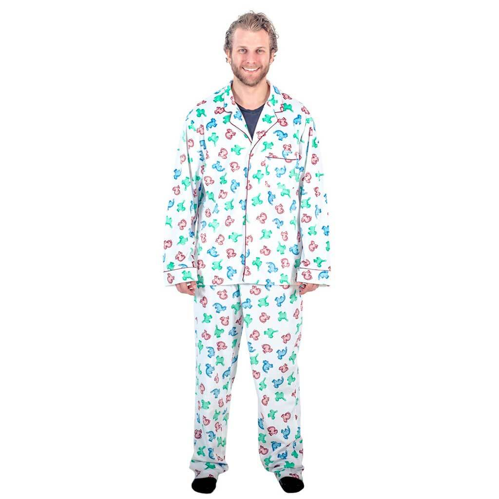 Mens National Lampoon's Christmas Vacation Pajama Set