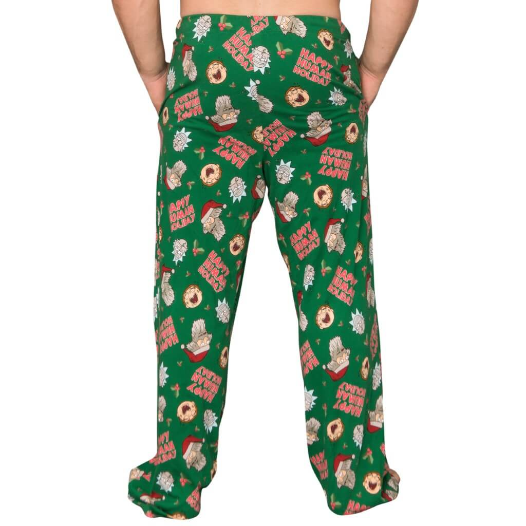 205309e5cb Rick and morty lounge pant Women Rick and morty lounge pant Women ...