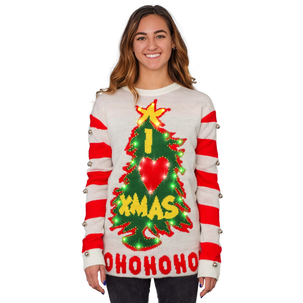 funny xmas Lizzo fan,Hip Hop Christmas Sweater,Ugly Sweater,Black girl magic hip hop christmas Gift for her Ugly Sweater