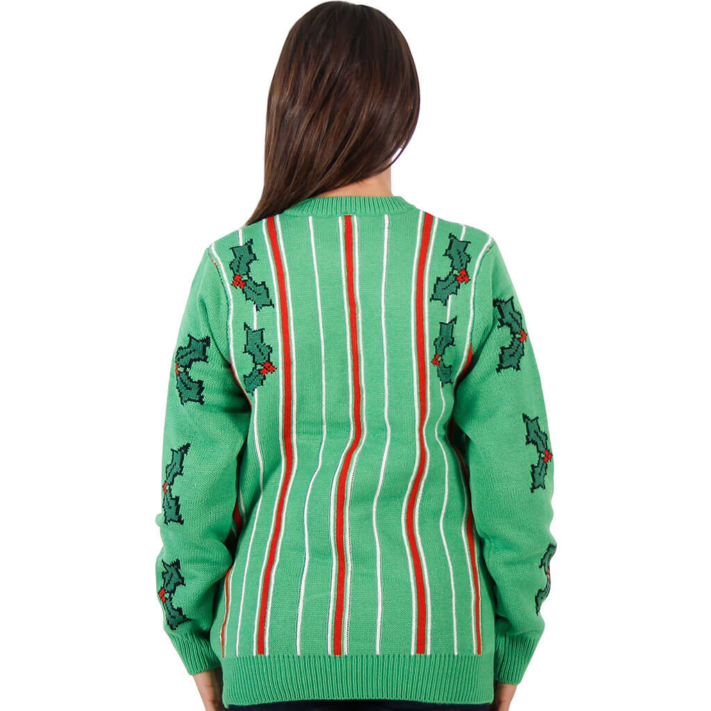 Women's LED Fireplace Sweater