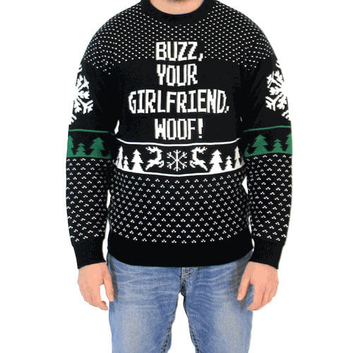 Buzz, Your Girlfriend, Woof! Sweater