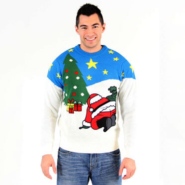 Tacky Fun Ugly Christmas Sweaters