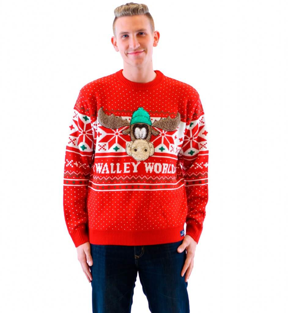 Christmas Vacation Sweaters.Christmas Vacation Marty Moose Walley World Ugly Christmas Sweater