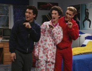 Saved by the Bell pajamas
