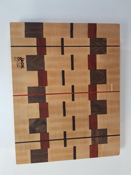 Bookmatch Cutting Board #105