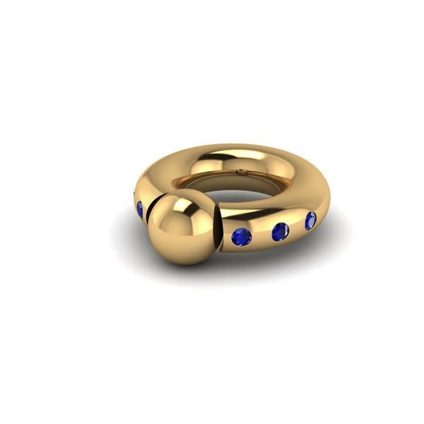 Prince Albert Ring - custom made