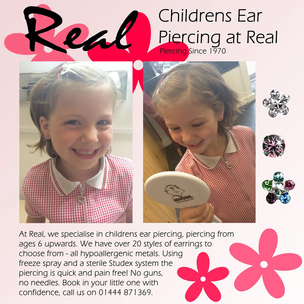 Children's Ear Piercing