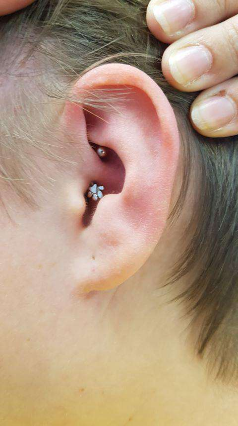 Daith Jewellery For Migraines And Cosmetic Daith Piercings Bmg