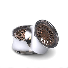 wheel rim tunnels ear plugs bmg jewellery