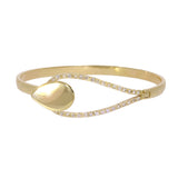 yellow-gold-tear-drop-hinged-bangle