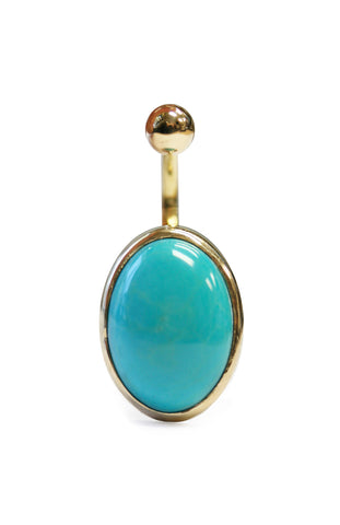 oval-blue-stone-belly-bar