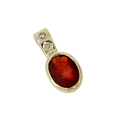 red-gold-pendant