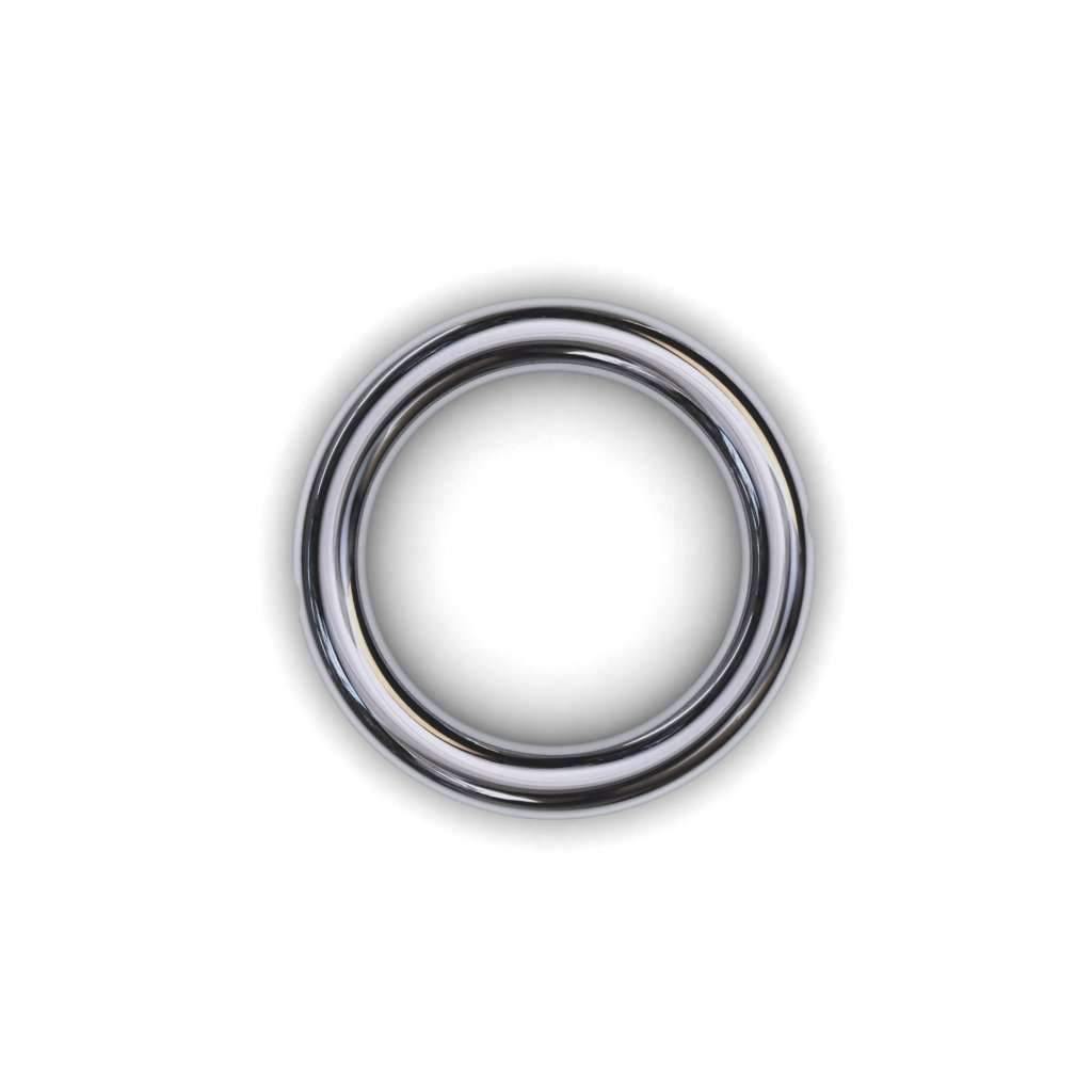 Segmented PA Ring 4mm or 6 gauge - Price on Application - BMG Body Jewellery