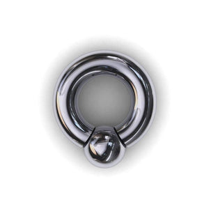 PA Ring or Screw in ball ring 6mm or 2 gauge - Price on Application - BMG Body Jewellery