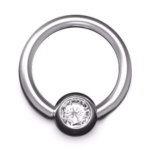 Platinum BCR with 4mm Ball, 1.6mm Gauge